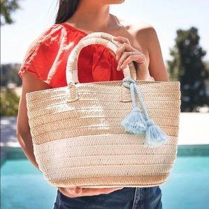 NWOT Altru Straw Bag